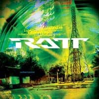 Ratt Infestation Album Cover