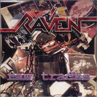 [Raven Raw Tracks Album Cover]