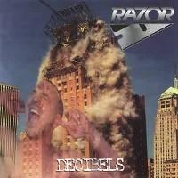 [Razor Decibels Album Cover]
