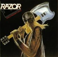 [Razor Executioner's Song Album Cover]