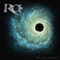 Ra Black Sun Album Cover