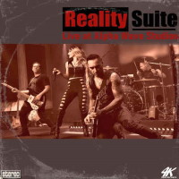 Reality Suite Live at Alpha Wave Studios Album Cover