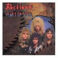 [Reckless Heart Of Steel Album Cover]