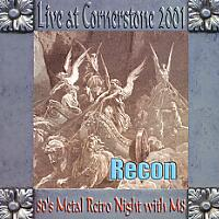 [Recon Live at Cornerstone 2001 Album Cover]