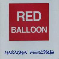 Red Balloon Unknown Feelings Album Cover