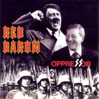 [Red Baron Oppressor Album Cover]