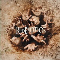 [Redemption Live From the Pit Album Cover]