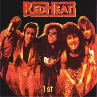 [Red Heat 1st Album Cover]