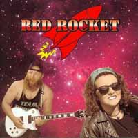 [Red Rocket Red Rocket Album Cover]