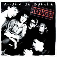 [Refugee Affairs in Babylon Album Cover]