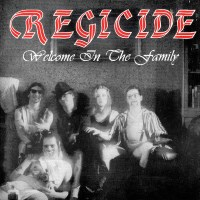 [Regicide Welcome in the Family Album Cover]