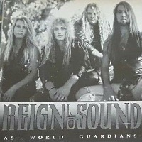 [Reign of Sound As World Guardians Album Cover]