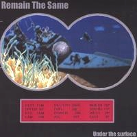 Remain The Same Under The Surface Album Cover