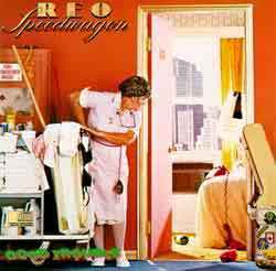[REO Speedwagon Good Trouble Album Cover]