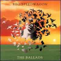 [REO Speedwagon The Ballads Album Cover]