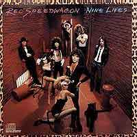 [REO Speedwagon Nine Lives Album Cover]