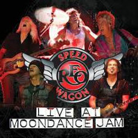 [REO Speedwagon Live At Moondance Jam Album Cover]