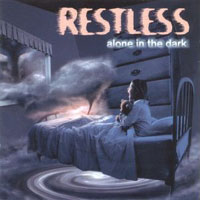 [Restless Alone In The Dark Album Cover]