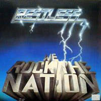 [Restless We Rock The Nation Album Cover]