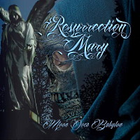 Resurrection Mary Moon Over Babylon Album Cover