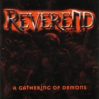 [Reverend A Gathering of Demons Album Cover]