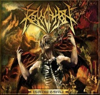 [Revocation Existence is Futile Album Cover]