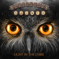 [Revolution Saints Light in the Dark Album Cover]