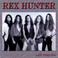 [Rex Hunter Life Goes On Album Cover]