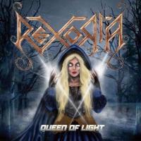 [Rexoria Queen of Light Album Cover]