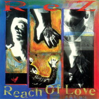 [Rez Reach of Love Album Cover]