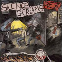 [Rez Silence Screams Album Cover]