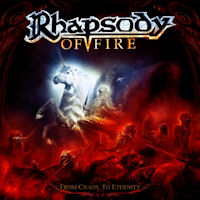 [Rhapsody Of Fire From Chaos To Eternity Album Cover]