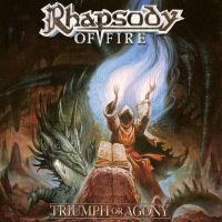 [Rhapsody Of Fire Triumph And Agony Album Cover]