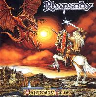 [Rhapsody Legendary Tales Album Cover]