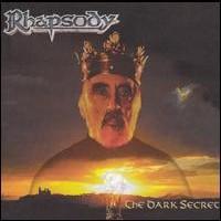 [Rhapsody The Dark Secret  Album Cover]
