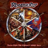 [Rhapsody Tales From The Emerald Sword Saga Album Cover]