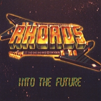 [Rhoads Into The Future Album Cover]