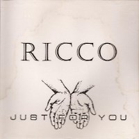 [Ricco Just For You Album Cover]