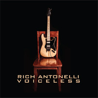 [Rich Antonelli Voiceless Album Cover]