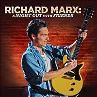 Richard Marx A Night Out With Friends Album Cover