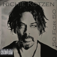[Richie Kotzen 50 For 50 Album Cover]