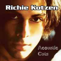 [Richie Kotzen Acoustic Cuts Album Cover]