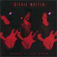 [Richie Kotzen Break It All Down Album Cover]