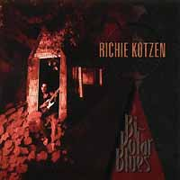 [Richie Kotzen Bi-Polar Blues Album Cover]