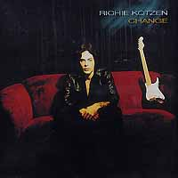 [Richie Kotzen Change Album Cover]