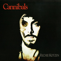 Richie Kotzen Cannibals Album Cover