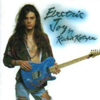 [Richie Kotzen Electric Joy Album Cover]