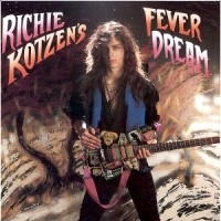 [Richie Kotzen Fever Dream Album Cover]