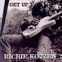 [Richie Kotzen Get Up Album Cover]