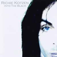[Richie Kotzen Into the Black Album Cover]